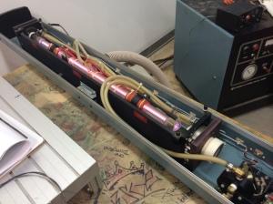 Laser Tube Lit