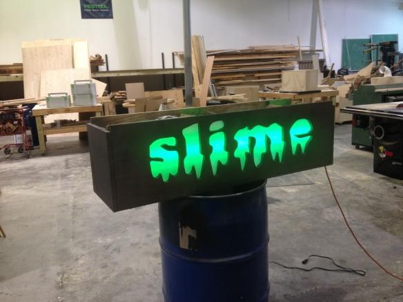 slime vat